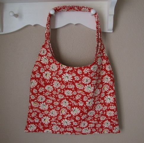 Red Swing Bag